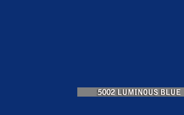5002 LUMINOUS BLUE