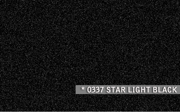 A-0337 STARLIGHT BLACK