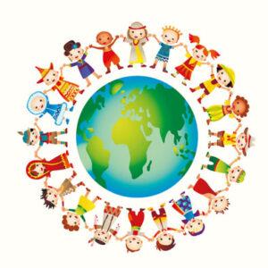 планета с детьми